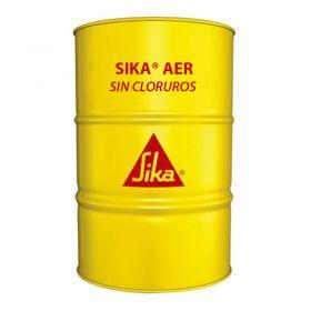 Aditivo incorporador aire hormigon Sika AER sin cloruros tambor x 200kg