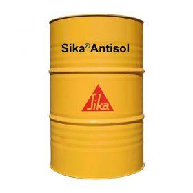 Aditivo curado homigon Sika Antisol con solventes tambor x 200l