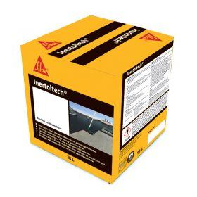 Emulsion asfaltica multiuso Sika Inertoltech impermeabilizaciones y techados caja x 18l