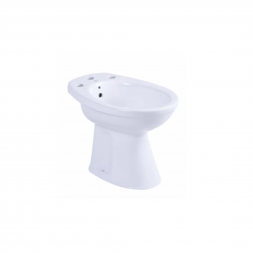 Bidet Capea italiana 3 agujeros blanco 365mm x 385mm x 550mm