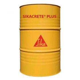 Aditivo plastificante hormigones estructurales Sikacrete Plus tambor x 220kg