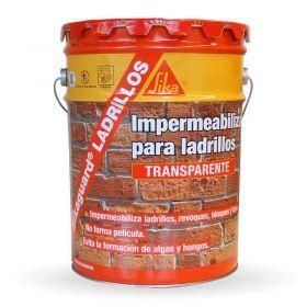 Impermeabilizante Sikaguard ladrillos transparente lata x 20l