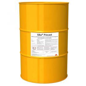 Acelerante endurecimiento hormigones premoldeados y pretensados Sika Precast sin cloruros tambor x 250kg