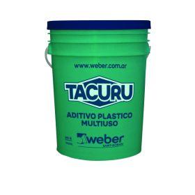 Aditivo vinilico Tacuru multiuso liquido balde x 20l