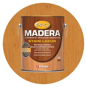 PRO MADERA STAIN LASUR NATURAL SAT 4L