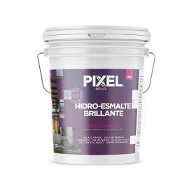 Hidroesmalte acrilico HEB multi-superficies secado rapido interior/exterior blanco brillante balde x 20l