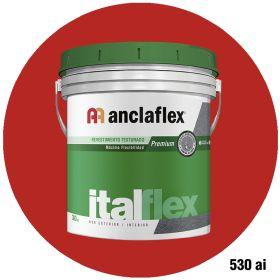 Revestimiento plastico texturado Italflex textura mediana 530ai balde x 30kg