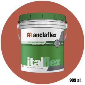 Revestimiento plastico texturado Italflex textura mediana 909ai balde x 30kg