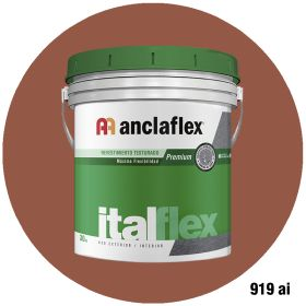 Revestimiento plastico texturado Italflex textura mediana 919ai balde x 30kg