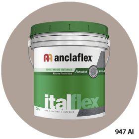 Revestimiento plastico texturado Italflex textura mediana 947ai balde x 30kg